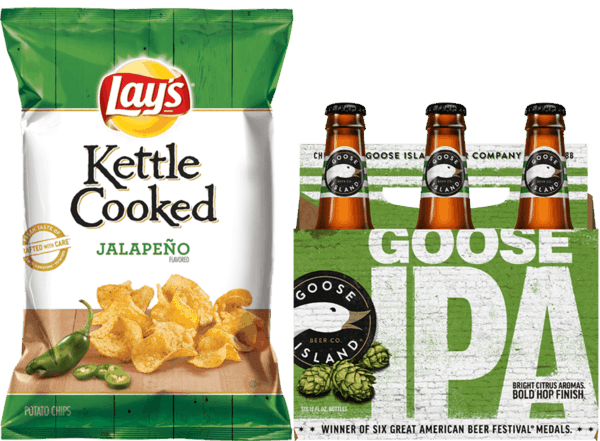 $1.00 for Lay's® Kettle Chips (expiring on Wednesday, 02/28/2018). Offer available at multiple stores.