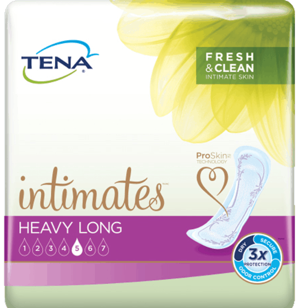 $4.00 for TENA® Pads & Overnight Underwear. Offer available at Target, Walmart, Walgreens.