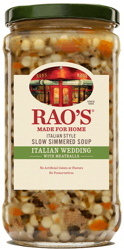 $0.75 for Rao's Soup (expiring on Saturday, 01/30/2021). Offer available at multiple stores.