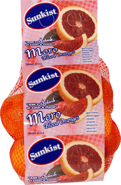 $1.00 for Sunkist® Moro Blood Orange (expiring on Thursday, 03/01/2018). Offer available at multiple stores.