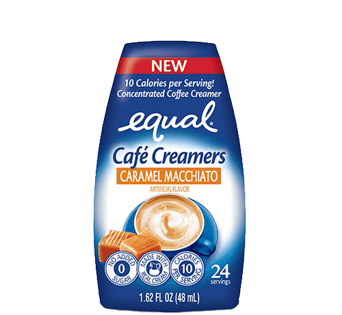 $0.75 for Equal® Café Creamers (expiring on Wednesday, 01/31/2018). Offer available at multiple stores.