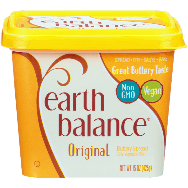 $1.00 for Earth Balance® Buttery Spread or Sticks. Offer available at Walmart.