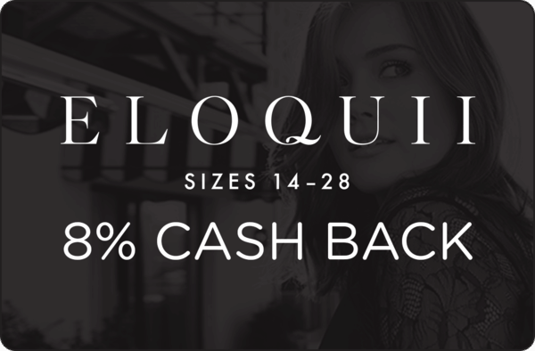$0.00 for Eloquii (expiring on Thursday, 12/14/2017). Offer available at Eloquii.