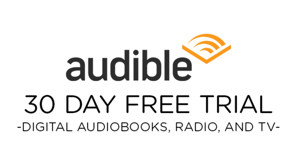 $0.00 for Audible - Free Trial (expiring on Friday, 07/31/2020). Offer available at Amazon.