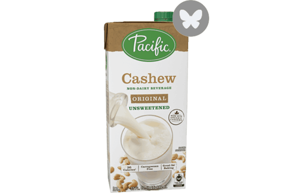 $1.50 for Pacific Foods™ Cashew Non-Dairy Beverage. Offer available at multiple stores.