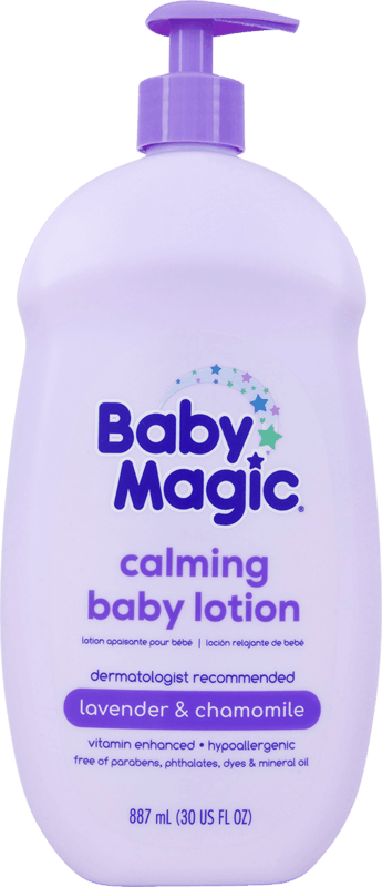 $1.00 for Baby Magic Calming Body Lotion (expiring on Tuesday, 01/25/2022). Offer available at Walmart, Walmart Pickup & Delivery.