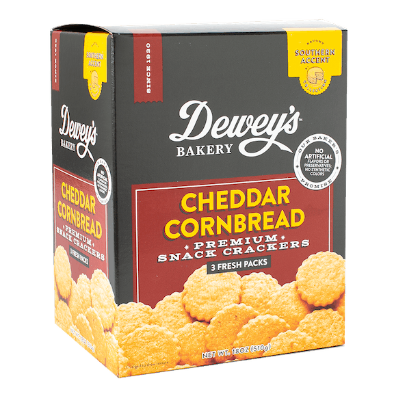 $2.00 for Dewey's Bakery Crackers and Cookies. Offer available at Costco.