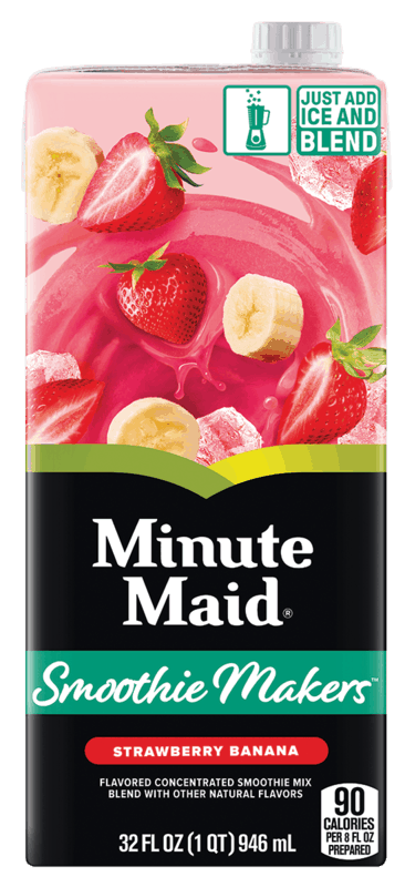 $0.75 for Minute Maid® Smoothie Makers™ (expiring on Monday, 03/02/2020). Offer available at multiple stores.