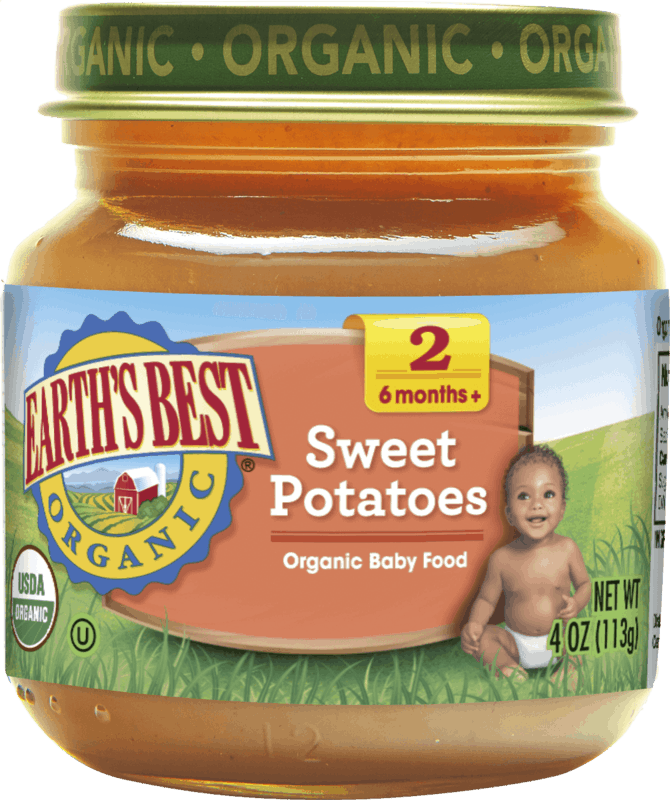 $1.00 for Earth's Best Organic Baby Food Jars (expiring on Monday, 11/02/2020). Offer available at multiple stores.