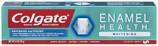 $1.00 for Colgate® Enamel Health™ (expiring on Friday, 09/15/2017). Offer available at Walmart.