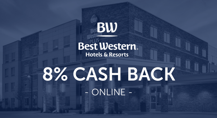 $0.00 for Best Western (expiring on Monday, 04/19/2021). Offer available at Best Western.