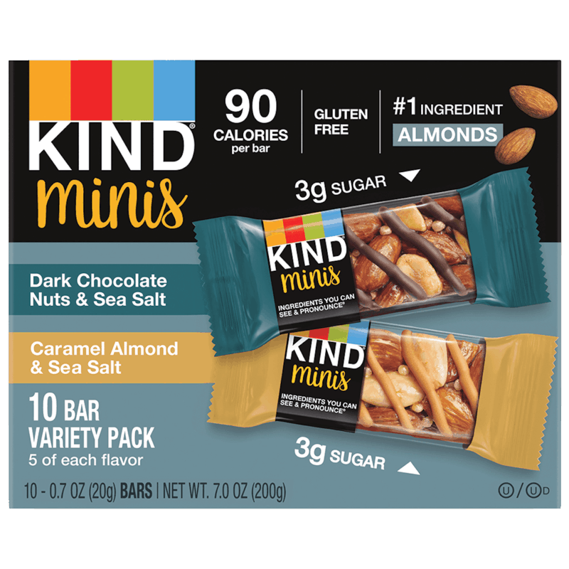 $1.50 for KIND® Minis (expiring on Sunday, 08/02/2020). Offer available at Trader Joe's.