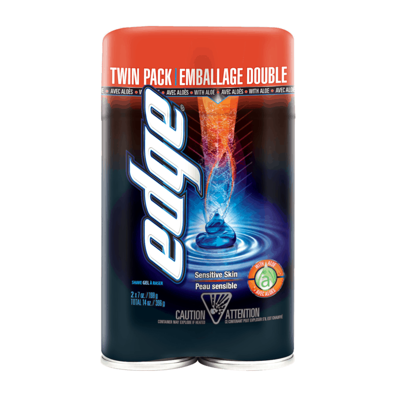 $1.00 for Edge Shave Gel Twin Pack (expiring on Wednesday, 04/29/2020). Offer available at Target, Walmart, Kroger, Walmart Grocery.