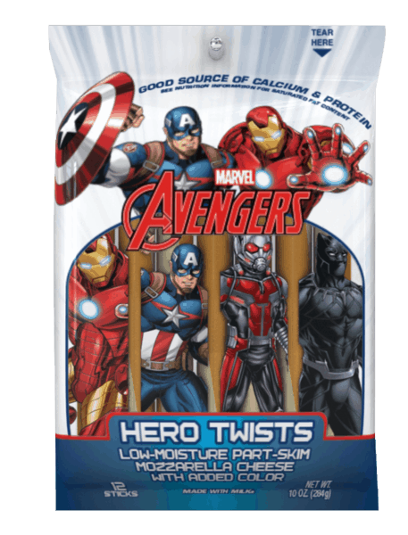 $1.00 for Marvel  String Cheese (expiring on Thursday, 05/10/2018). Offer available at multiple stores.