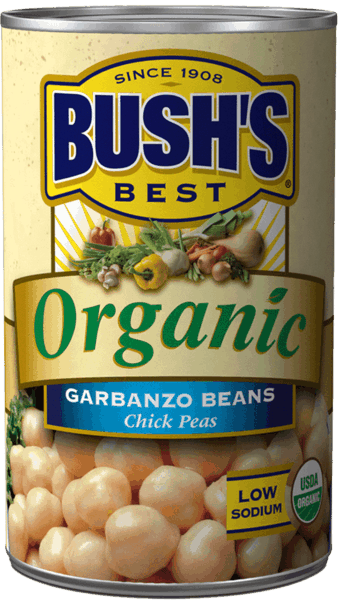 $0.75 for BUSH'S® Organic Beans. Offer available at Walmart.