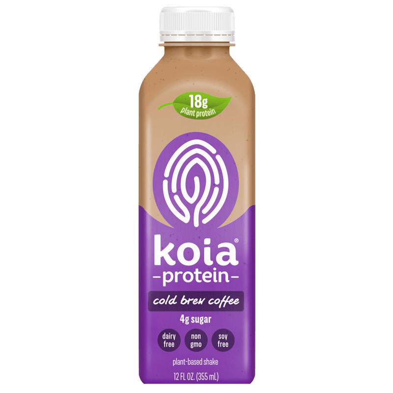 $1.00 for Koia Protein - Cold Brew Coffee. Offer available at multiple stores.