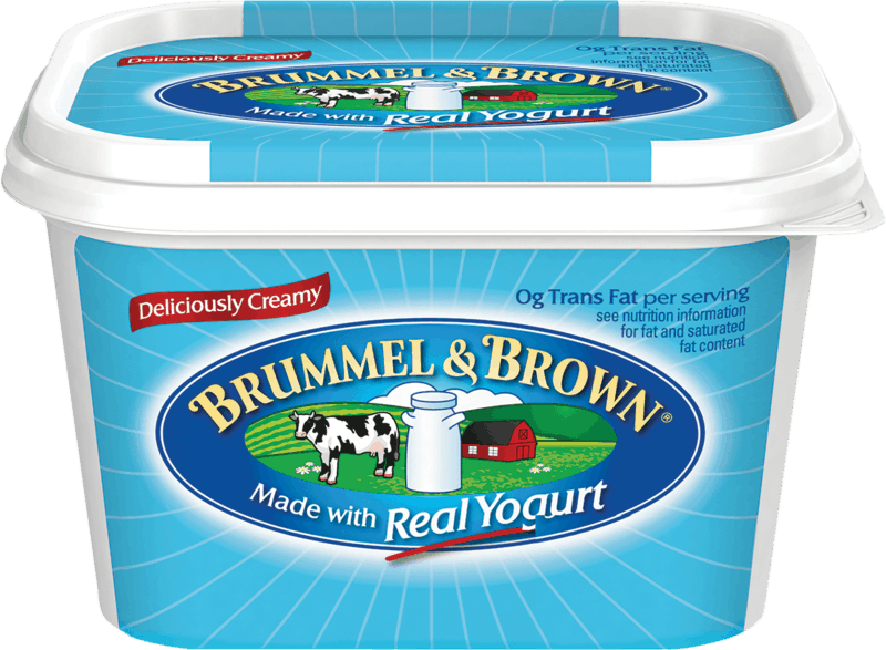 $1.00 for Brummel & Brown® Original Spread (expiring on Saturday, 06/15/2019). Offer available at Walmart.