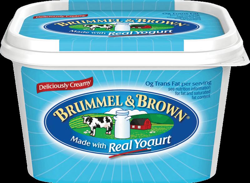 $1.00 for Brummel & Brown® Original Spread. Offer available at Walmart.