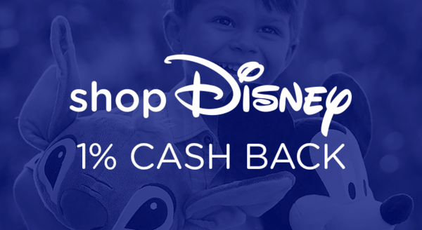 $0.00 for shopDisney (expiring on Tuesday, 09/03/2019). Offer available at shopDisney.
