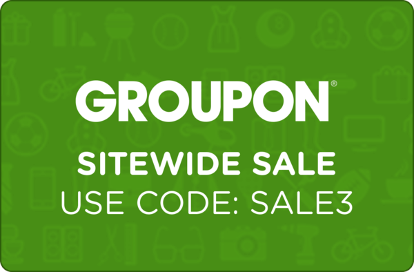 $0.00 for Use Code: SALE3 (expiring on Saturday, 04/21/2018). Offer available at Groupon.