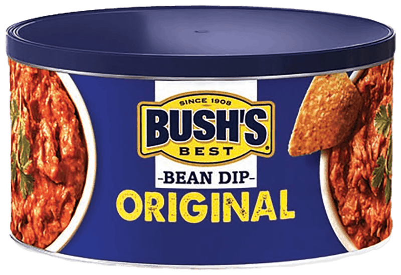 $1.00 for BUSH'S Bean Dip (expiring on Saturday, 10/31/2020). Offer available at multiple stores.