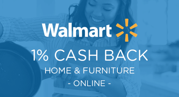 $0.00 for Walmart.com Home, Furniture and Appliances (expiring on Saturday, 08/31/2019). Offer available at Walmart.com.
