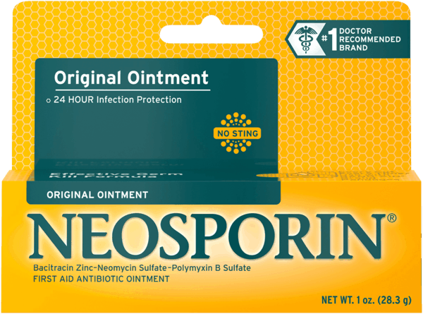 $1.00 for NEOSPORIN® (expiring on Tuesday, 10/02/2018). Offer available at Walmart.