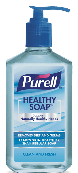 $1.00 for PURELL Healthy Soap™ (expiring on Tuesday, 04/25/2017). Offer available at multiple stores.