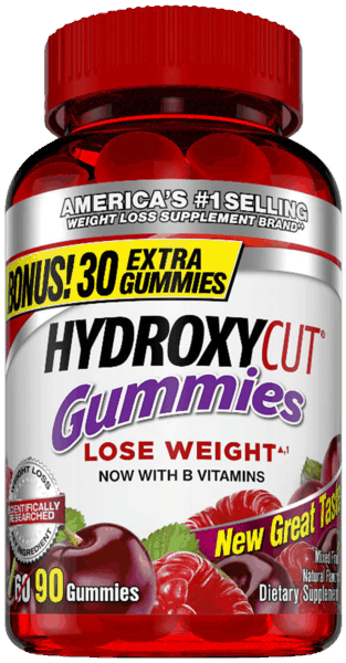 $5.00 for Hydroxycut® Gummies. Offer available at multiple stores.