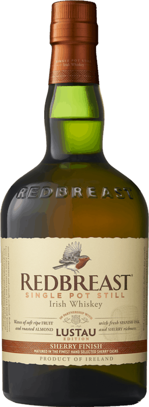 $20.00 for Redbreast 15 Year Old Irish Whiskey. Offer available at Sam's Club.
