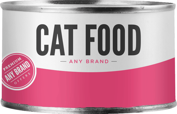 $0.25 for Canned Cat Food - Any Brand. Offer available at multiple stores.
