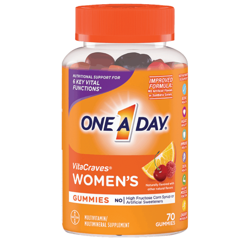 $2.00 for One A Day Multivitamins (expiring on Sunday, 04/12/2020). Offer available at multiple stores.