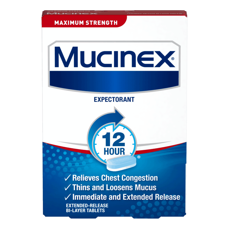 $2.00 for Mucinex. Offer available at Walmart, Walmart Pickup & Delivery.