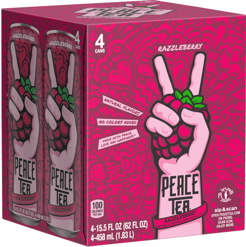 $1.16 for Peace Tea. Offer available at Walmart.