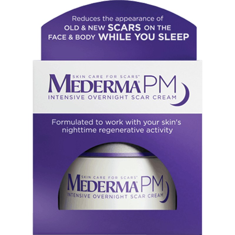 $7.00 for Mederma PM Intensive Overnight Scar Cream. Offer available at CVS Pharmacy.