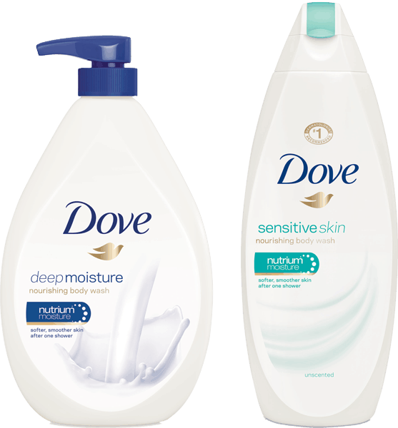 $1.00 for Dove Body Wash (expiring on Sunday, 04/30/2017). Offer available at Walmart.