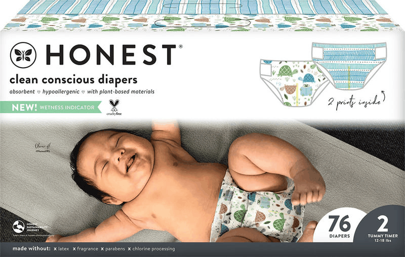 $4.00 for The Honest Co. Diapers (expiring on Monday, 09/20/2021). Offer available at Target, Target Online.