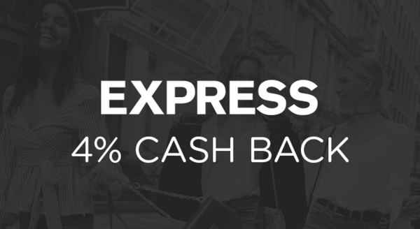 $0.00 for Express (expiring on Thursday, 08/23/2018). Offer available at Express.