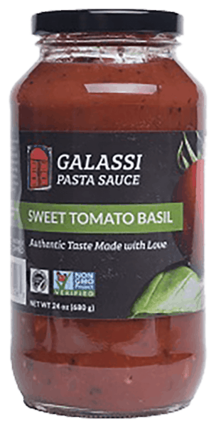 $1.00 for Galassi Pasta Sauce (expiring on Wednesday, 02/28/2018). Offer available at Hy-Vee, Costco.