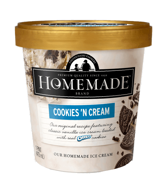 $0.75 for United Dairy Farmers Ice Cream. Offer available at Walmart, Kroger, Meijer, Remke Markets, Marsh.