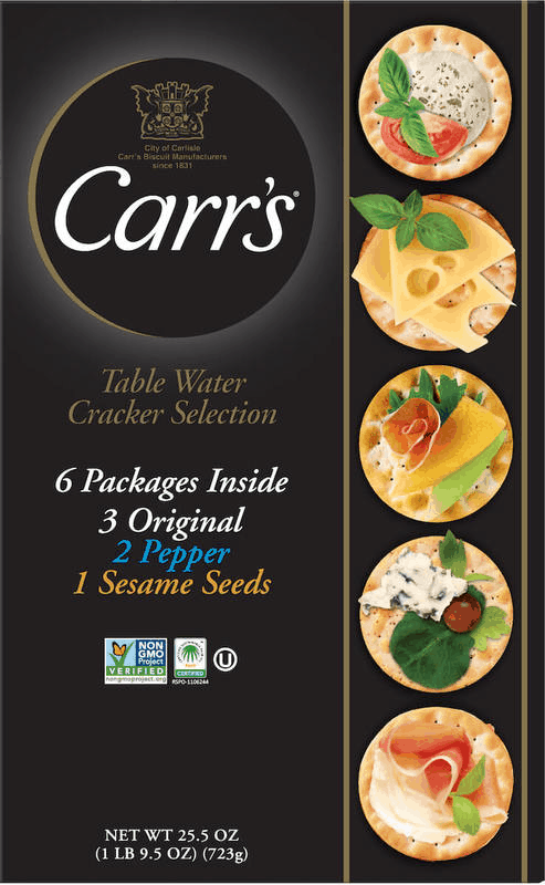 $2.00 for Carr's Crackers (expiring on Sunday, 07/26/2020). Offer available at Costco.