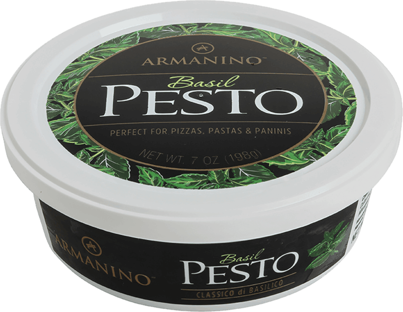 $1.00 for Armanino Frozen Basil Pesto (expiring on Monday, 01/31/2022). Offer available at multiple stores.