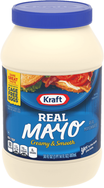 $0.25 for KRAFT® Mayonnaise (expiring on Sunday, 06/02/2019). Offer available at Walmart.