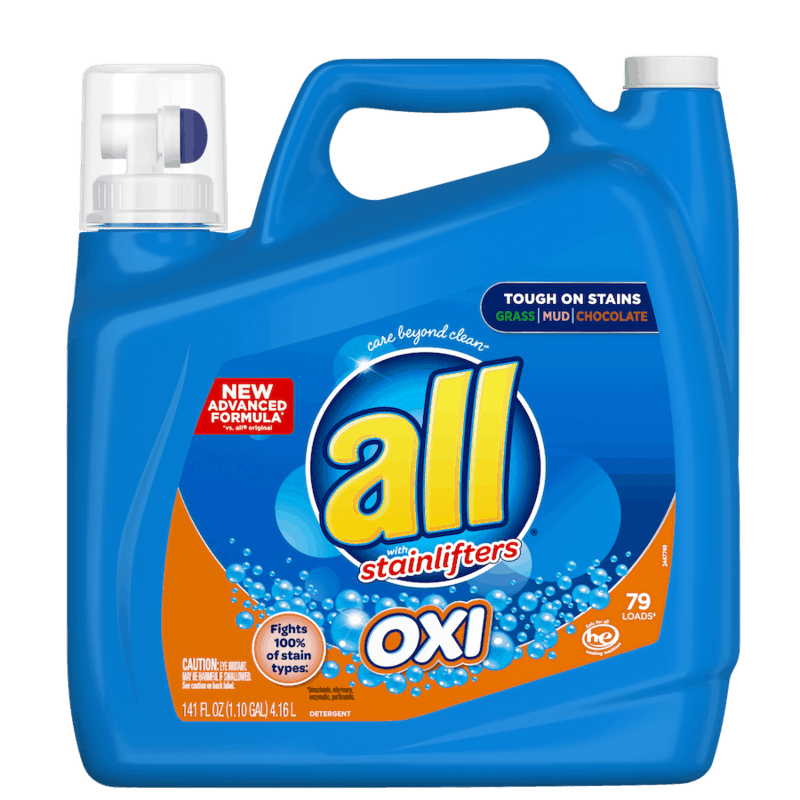 $2.00 for all® Laundry Detergent (expiring on Tuesday, 05/19/2020). Offer available at Walmart.