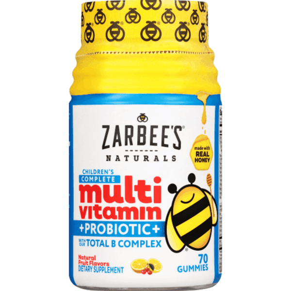 $1.00 for Zarbee's® Toddler and Children's Multivitamin. Offer available at multiple stores.