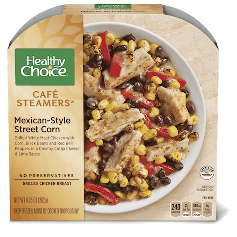 $0.50 for Healthy Choice Café Steamers (expiring on Saturday, 02/01/2020). Offer available at multiple stores.