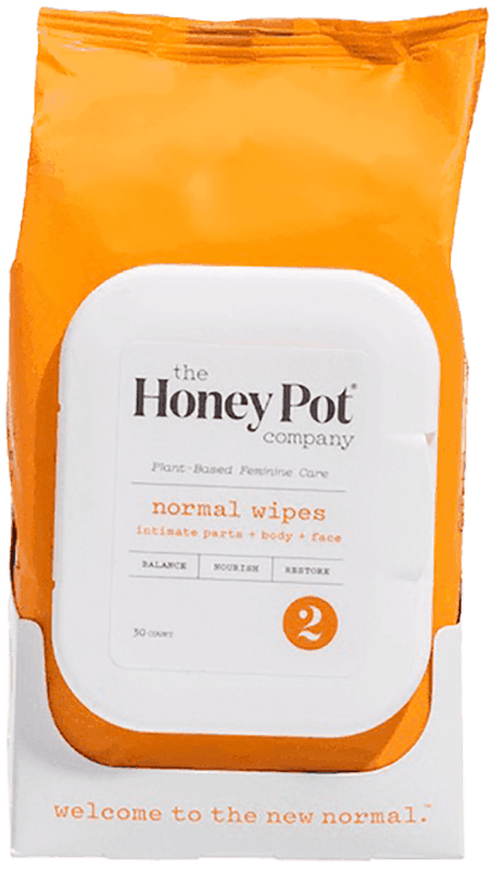 $2.00 for The Honey Pot Co.® Wipes (expiring on Sunday, 02/02/2020). Offer available at Walmart.