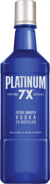 $4.00 for Platinum Vodka. Offer available at multiple stores.