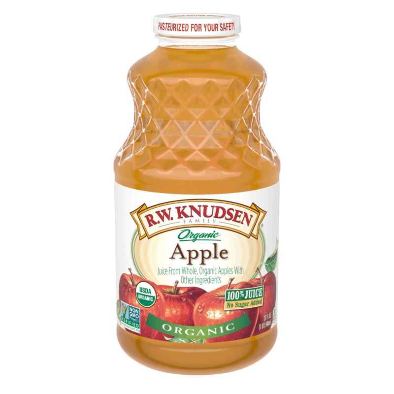 $1.00 for R.W. Knudsen Family® Apple Juice or Cider products (expiring on Monday, 04/27/2020). Offer available at multiple stores.