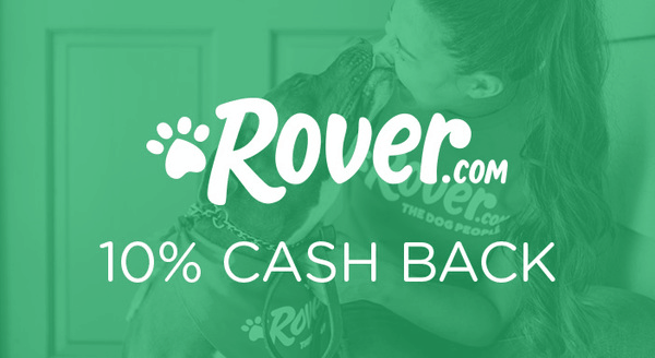 $0.00 for Rover (expiring on Wednesday, 04/03/2019). Offer available at Rover.